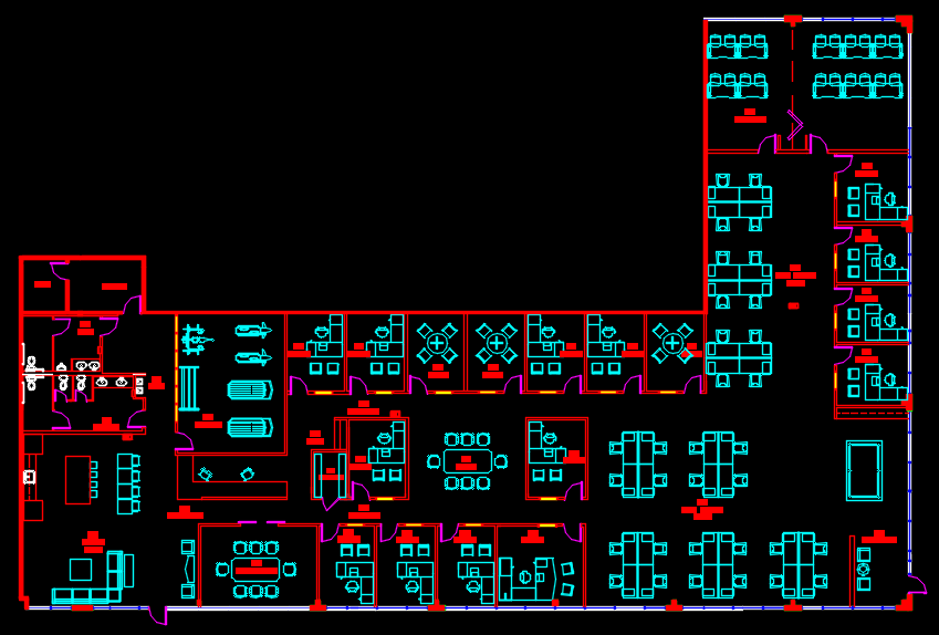 Carter & Clark floor plan